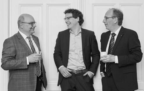 Kanzlei Berner, Fischer & Partner   Über uns